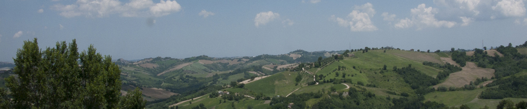 Le Marche Holiday House Location